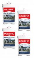 MELLERUD Algen & Grünbelag Entferner 2,5 | 5 | 10 Liter Konzentrat bis zu 500 m²