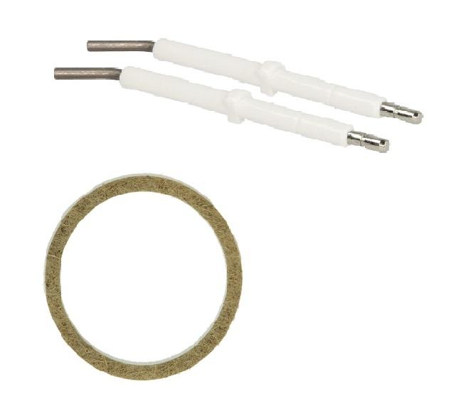 Z/ündelektrode passend zu MAN 2 St/ück MHG RE 1.0-1.4 LN 95.24236-0037