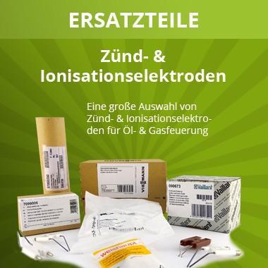 Ersatzteile Zünd- und Ionisationselektroden