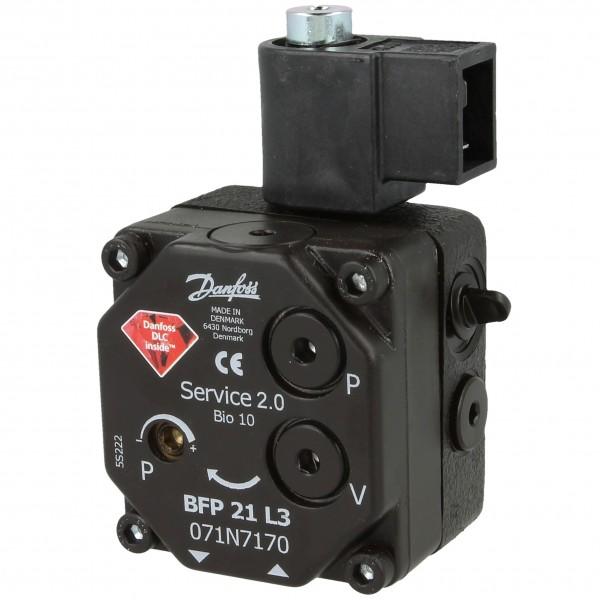 Danfoss Ölpumpe BFP21L3 071N7170 Intercal SLV 10 B + SLV 100B + BNR 100 ersetzt BFP21L3 071N0170