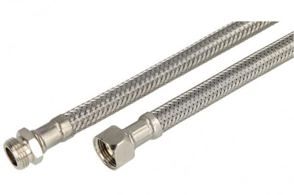 Verbindungsschlauch 300mm (DN 8) 10mm Stutzen x 10mm QV/3/8 verdrehsicher