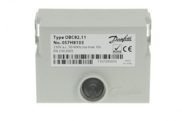 BHO82.11, Danfoss Ölfeuerungsautomat