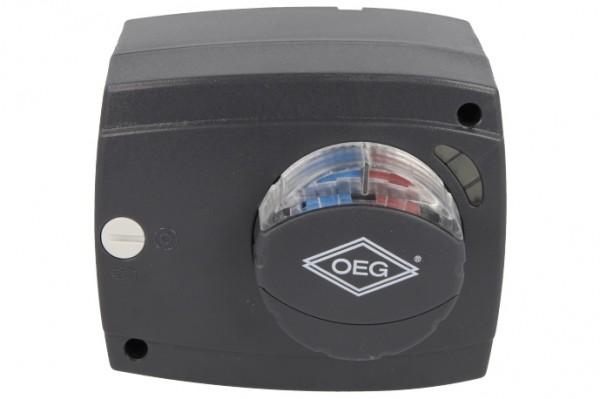 OEG Stellantrieb ESM 5/2/24 24 V 2 Minuten