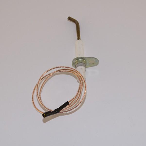 Zündelektrode Oertli OET10-20 mit Kabel Hersteller-Nr.: 600196