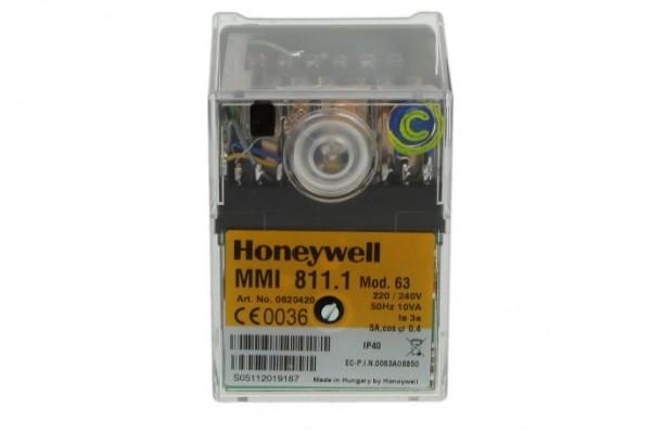 Honeywell Satronic Steuergerät MMI811 Mod. 63