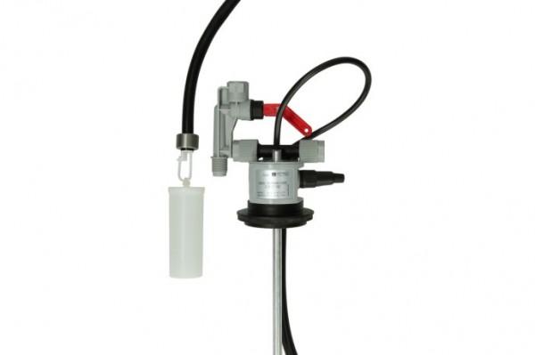 Dehoust Tankentahmegarnitur 2er Batterie mit Tellerflansch,Nr.72370