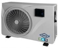 Pool Wärmepumpe 15 kW 230V~ mit Invertertechnik & Titan-Wärmetauscher Schwimmbad