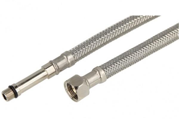 """Verbindungsschlauch 500mm (DN 8) M 10x1 lang x 3/8"""" Mutter"""
