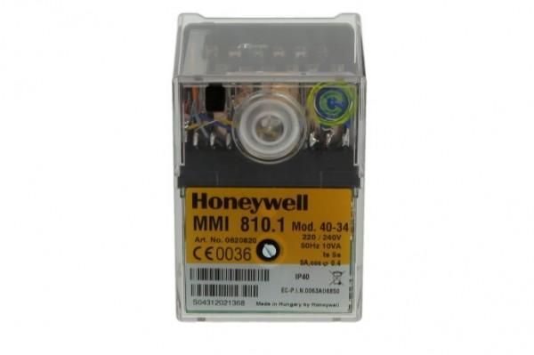 Honeywell Satronic Steuergerät MMI810 Mod. 40/34,Nr. 0620820U