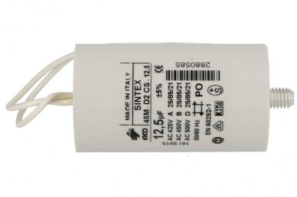 Riello Kondensator 12,5 µF,GAS3-519T85, GAS4-516T1,,...Nr.3006614