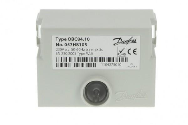 OBC 84.10, Danfoss Ölfeuerungsautomat