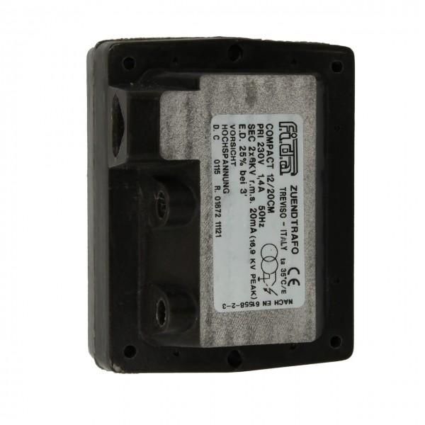MHG Zündtrafo 12/20 CM mit Kabel,RZ 2/3, DE/DZ 2, GE/GZ 2,Nr.95.95272-0019