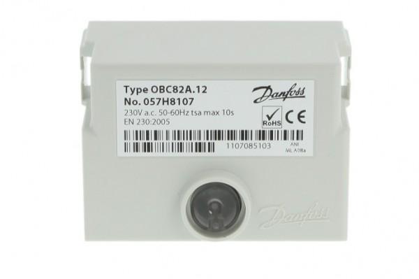 OBC 82A.12, Danfoss Ölfeuerungsautomat