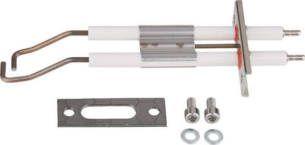 Zündelektrodenblock für Vitodens, Matrix Brenner VM II 1-4 VMA III 1-6 | 7810719