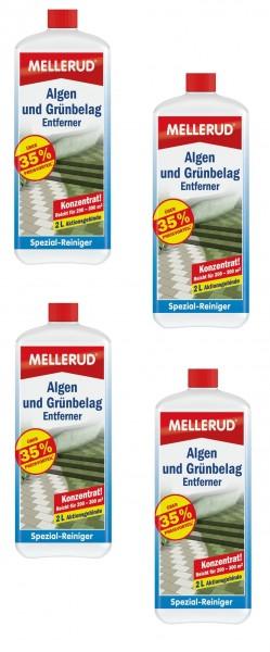 MELLERUD Algen- und Grünbelag-Entferner 2 | 4 | 8 Liter Konzentrat