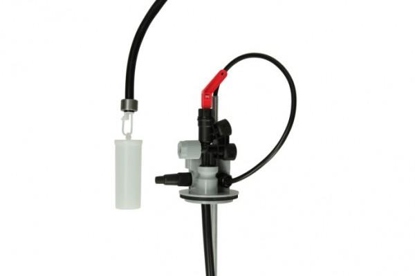Dehoust Tankentahmegarnitur 4er Batterie mit Schwimmer und GWG-Kette,Nr.72345