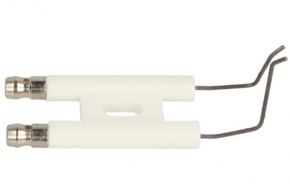 Doppelzündelektrode Giersch R1.2-V(-L)-BI Nox, Giersch Ölbrenner,Nr.47-90-22087