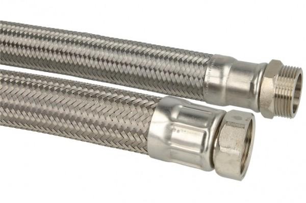 """Verbindungsschlauch 800mm (DN 32) 1 1/4"""" AG x 1 1/4"""" Mutter"""