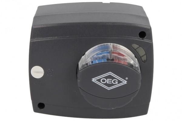 OEG Stellantrieb ESM 5/4/24 24 V 4 Minuten