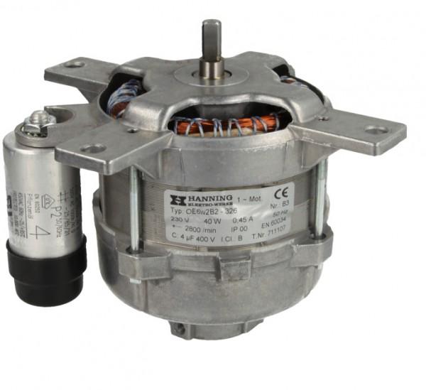 Körting Brennermotor 40 W Gas Jet 60, Gas,Jet 100,VT 1 a-G,Nr.711107