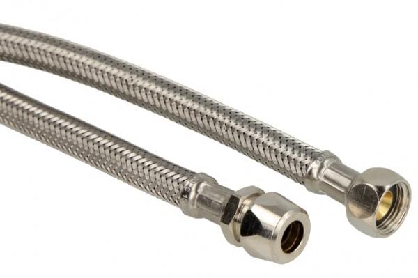"""Verbindungsschlauch 300mm (DN 8) 3/8"""" Mutter x 10mm QV/3/8"""""""