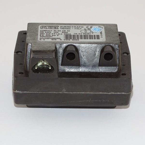 Zündtrafo F.i.d.a für Giersch R1/ 1.2 V L /Bi NOx Typ:10/ 20 CM 47-90-20776