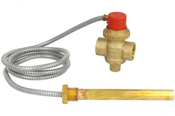 Thermische Ablaufsicherung TS131-¾A 1300 mm Kapillarrohr mit Schutzrohr