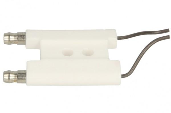 Giersch Doppelzündelektrode,R20-V-L-BI Nox,Nr.372020644