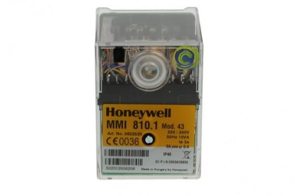 Honeywell Satronic Steuergerät MMI810.1 Mod. 43 ,Nr.0622520