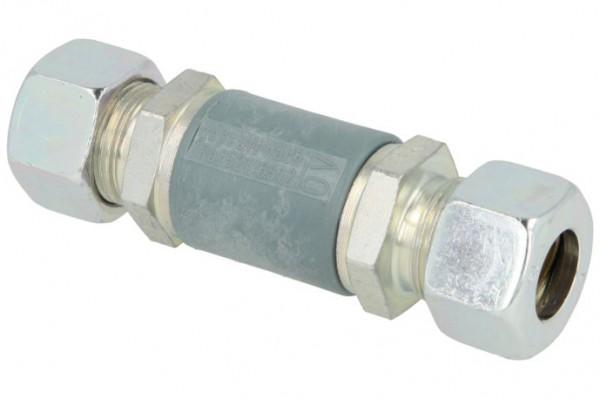 Isolier-trennverschraubung 22 x 22 mm