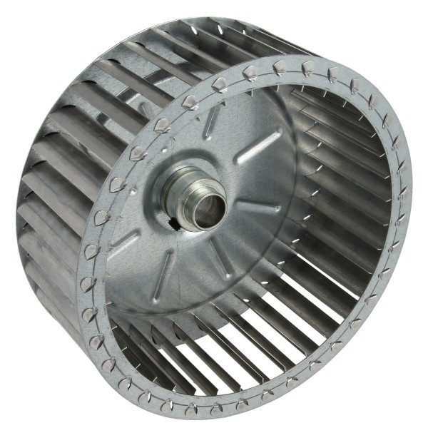 Elco Gebläserad 137 x 52 mm,KL12/16/Z/G/ZG, K02.9L-T, EK02.13G-ZT,Nr.13012393