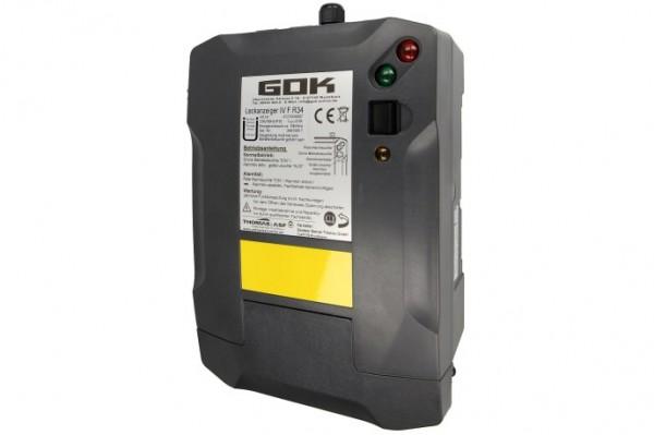 GOK Vakuum-Leckanzeiger ASF Vakuumatik IV F, Niederdruck