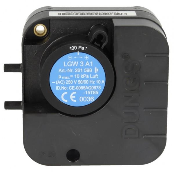 Hansa-Heiztechnik Differenzdruckwächter LGW3A1,Nr.1001624
