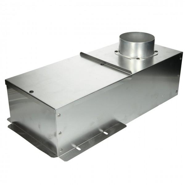 Buderus Strömungssicherung komplett für G144, 3 Glieder,Nr.63035666