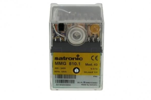 Honeywell Satronic Steuergerät MMG810.1 Mod. 43