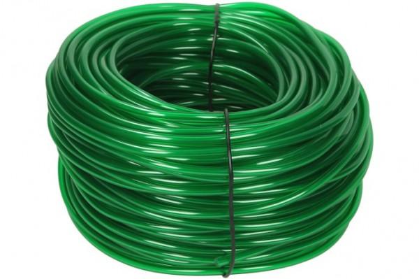 Afriso PVC-Schlauch 4 x 2 mm, grün 100 m Ring