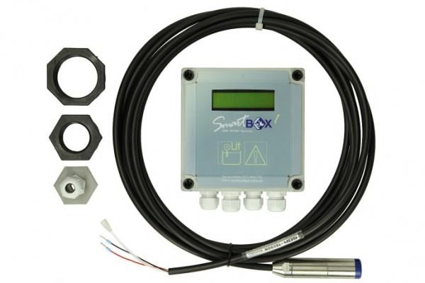 GOK SmartBox1, Anzeigegerät mit Sonde Gehäusemontage im Haus, IP 30
