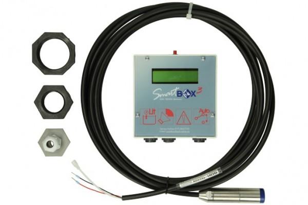 GOK Smart Box 3, Anzeigegerät mit Sonde, Gehäusemontage im Haus, IP 30