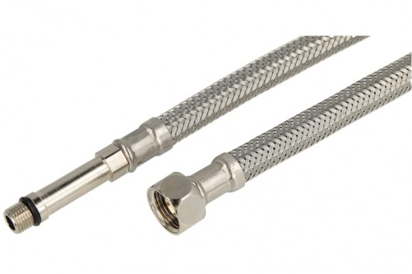 """Verbindungsschlauch 340mm (DN 8) M 10x1 lang x 3/8"""" Mutter"""