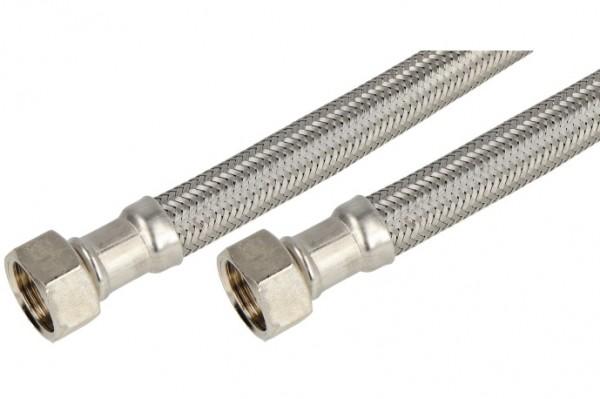 """Verbindungsschlauch 1000mm (DN 13) 1/2"""" Mutter x 1/2"""" Mutter"""