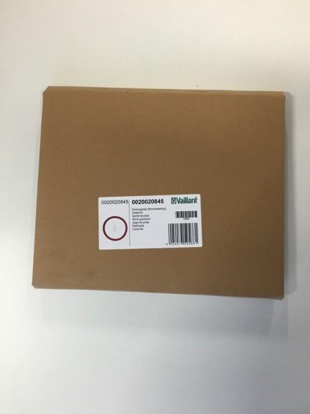 Vaillant Dichtungssatz VKK eco VIT 266/2-476/2 für Brennerwartung Nr. 0020020845