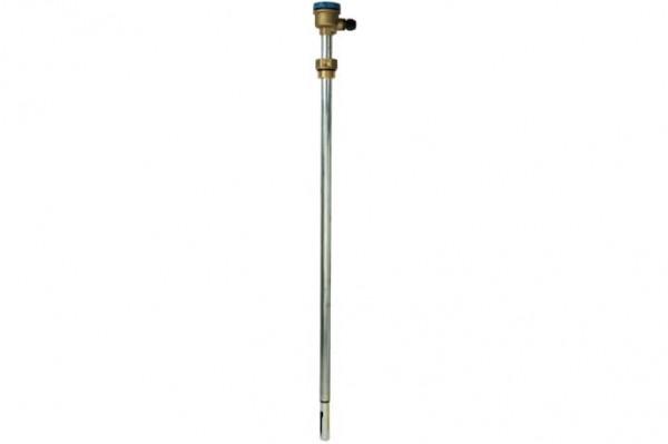 Afriso Genzwertgeber mit Kabelanschlussdose für Wandmontage,Länge 400 mm